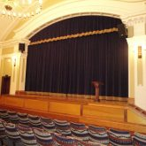 J&C Joel manufactured and installed a complete set of Front of House curtains, a curtain tracking systems and perimeter curtains within the Durban University of Technology's Arthur Smith Hall.