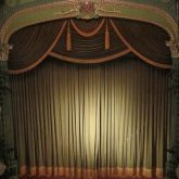 J&C Joel were approached to manufacture new custom dyed Front of House curtains for Nottingham's Theatre Royal.