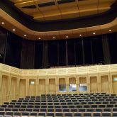 In a huge installation J&C Joel designed and installed stage machinery and equipment in the Royal Welsh College of Music and Drama's Dora Stoutzker Hall.