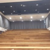 When the prestigious Sea Containers House underwent a huge refurbishment, J&C Joel manufactured and installed drapers in its roof top auditorium.
