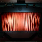 J&C Joel transformed Harrow School's Ryan Theatre when they manufactured and installed new show-stopping Front of House curtains.